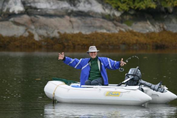 Fishing Bert