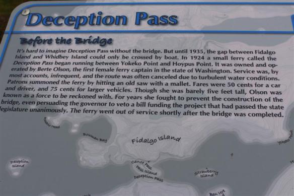 history of Deception Pass