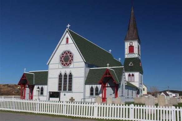 St.Paul's Anglican church.