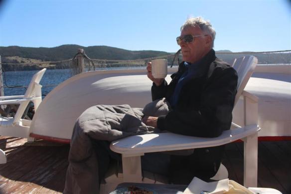 bakkie coffee for Bert!!!