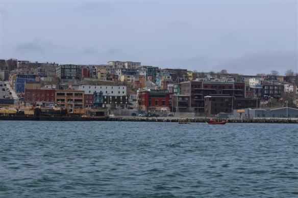 View of St.John's