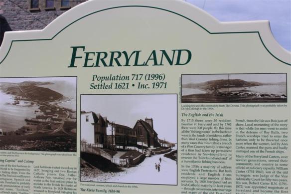 A little about Ferryland.