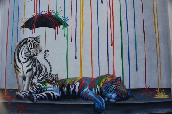 Carlsbad mural.