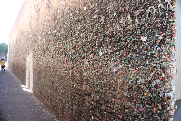 Gum wall!!!!