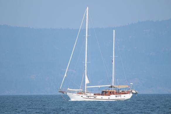 "Boats we meet, ""Dreamspeaker II """