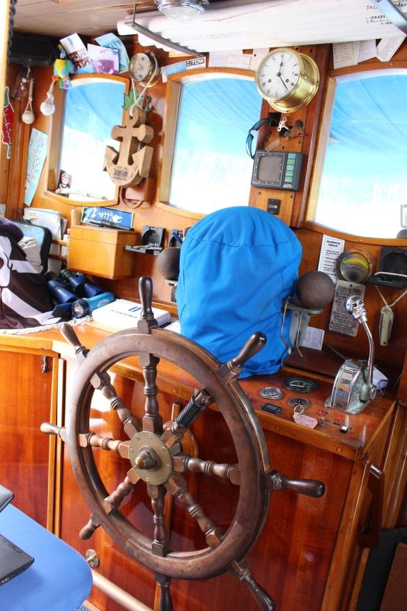 comox watersports Pender harbour  SV gaia 079