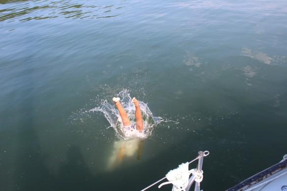 Nice dive!!