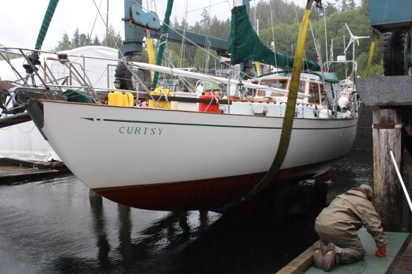 2017 GLACIER BAY haul out Refuge Cove 021