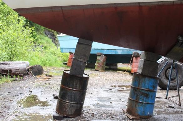 2017 GLACIER BAY haul out Refuge Cove 030