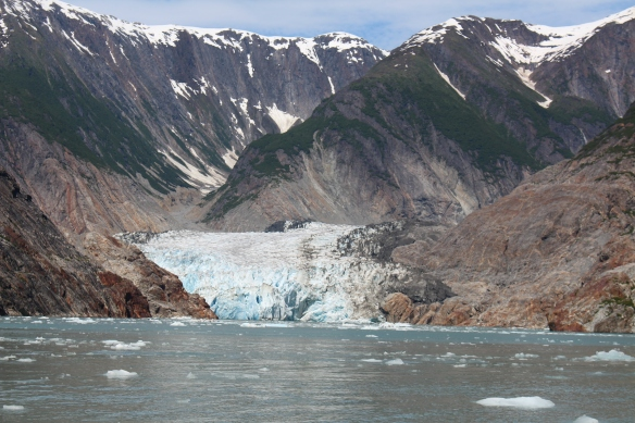 Alaska Tracy arm Taku bay 285