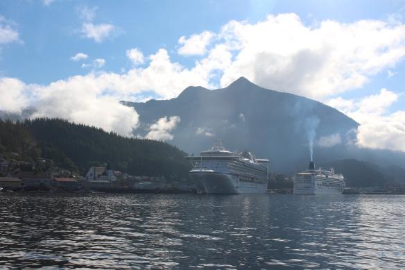 LVN.Kechikan Dundas Island PR Expl. boat cannery Port Edward Kumealon Inlet Hartley bay 006