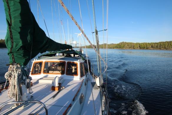 LVN.Kechikan Dundas Island PR Expl. boat cannery Port Edward Kumealon Inlet Hartley bay 040