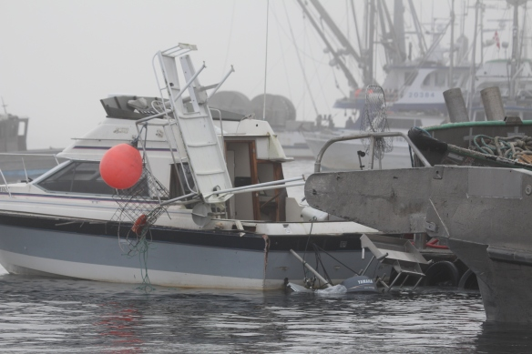 LVN.Kechikan Dundas Island PR Expl. boat cannery Port Edward Kumealon Inlet Hartley bay 054