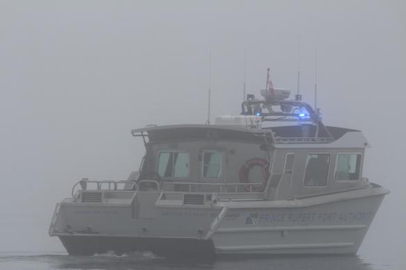 LVN.Kechikan Dundas Island PR Expl. boat cannery Port Edward Kumealon Inlet Hartley bay 057