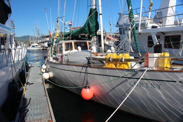 LVN.Kechikan Dundas Island PR Expl. boat cannery Port Edward Kumealon Inlet Hartley bay 061