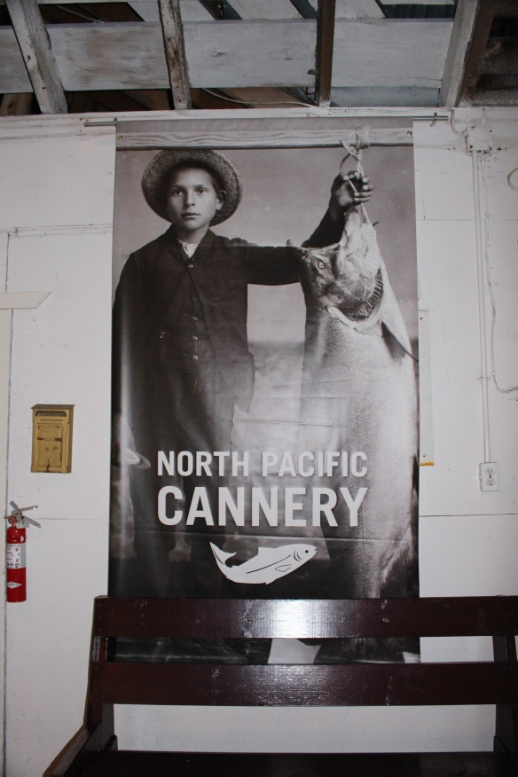 LVN.Kechikan Dundas Island PR Expl. boat cannery Port Edward Kumealon Inlet Hartley bay 065