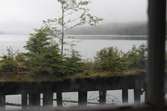 LVN.Kechikan Dundas Island PR Expl. boat cannery Port Edward Kumealon Inlet Hartley bay 100