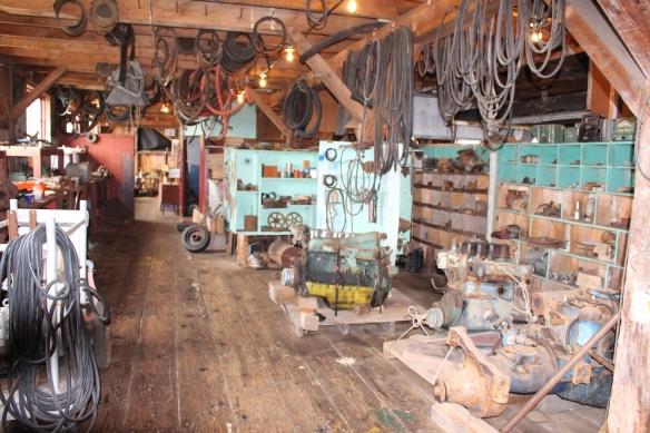 LVN.Kechikan Dundas Island PR Expl. boat cannery Port Edward Kumealon Inlet Hartley bay 152