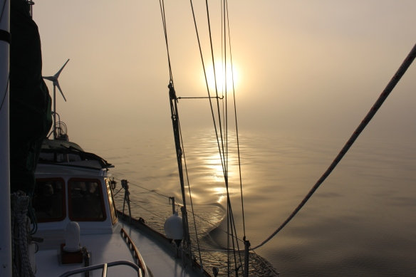 LVN.Kechikan Dundas Island PR Expl. boat cannery Port Edward Kumealon Inlet Hartley bay 181